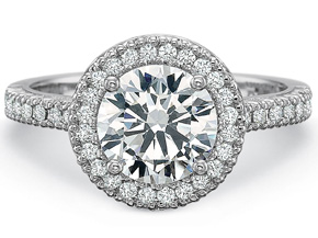 First Steps to Buying an Engagement Ring
