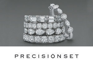 Precision Set Jewelry At Midtown Jewelers